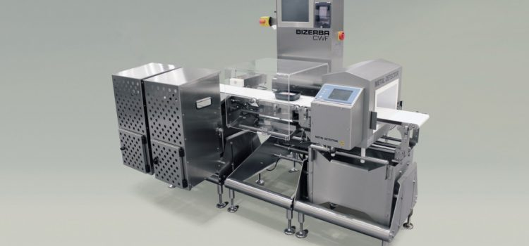 checkweighing with x-ray inspection