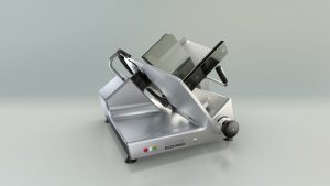 Preventing injuries deli meat slicers